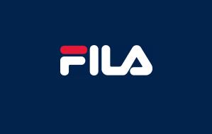 ブランドFILAのロゴ画像